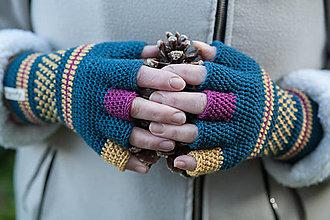 Rukavice - guanti senza dita - 12568919_