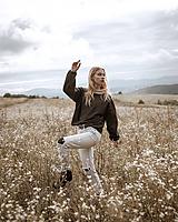 Svetre/Pulóvre - Hnedý sveter - 12565239_