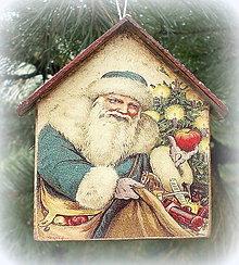 Dekorácie - Vianočná ozdoba - 12565847_