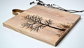 Drevený lopárik-Strom