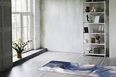 Úžitkový textil - Štýlová joga podložka Touha zo 100% prírodného kaučuku - 12575104_