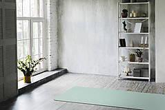 Nezaradené - Štýlová joga podložka Dotek z 100 % prírodného kaučuku - 12575160_