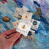 Papiernictvo - Vianočné štítky/ visačky na darčeky - 12579418_