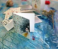 Papiernictvo - Vianočné štítky/ visačky na darčeky - 12579421_