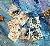 Papiernictvo - Vianočné štítky/ visačky na darčeky - 12579422_
