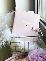 Papiernictvo - Ružový Receptár  - 12580536_