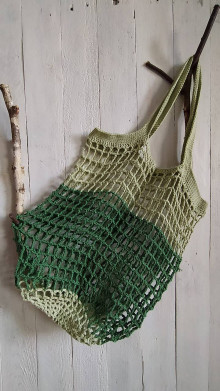 Nákupné tašky - Sieťka - 12580078_