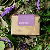 Dvojitá levanduľa (bez kvetov) - prírodné mydlo