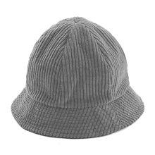 Čiapky, čelenky, klobúky - Menčestrový klobúčik - šedý - 12576824_