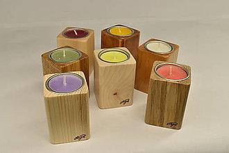 Svietidlá a sviečky - Kubik Family - 12579844_