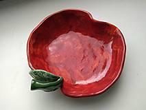 Nádoby - keramika misa jabĺčko... - 12578997_