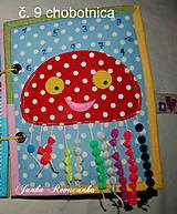 Hračky - chobotnička - 12582798_