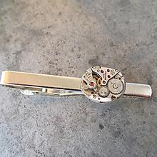 Šperky - CERTINA - SPONA NA KAVATU, CERTINA - SWISS MADE - 12588503_