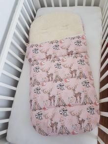 Textil - Zimný fusak - 12585518_
