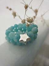 Náramky - Hviezda amazonitu - 12586143_