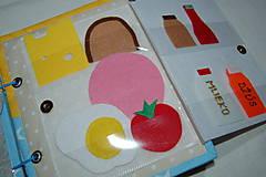 Hračky - jedlo - 12584601_