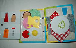 Hračky - jedlo - 12584602_