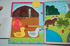 Hračky - farma - 12585373_