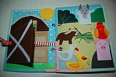 Hračky - farma - 12585374_