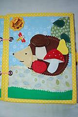 Hračky - ježko - 12585512_