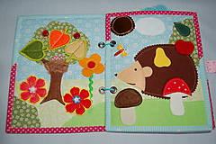 Hračky - ježko - 12585515_
