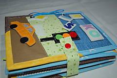Hračky - predná a zadná - auto - 12587921_