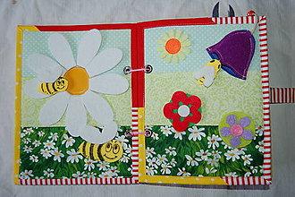 Hračky - včely - 12584374_