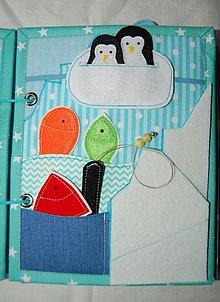 Hračky - tučniaci - 12585014_