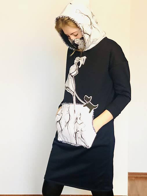 Šaty Art I.