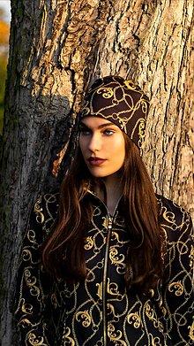 Čiapky - Termo čiapka OMNIA BLACK - 12589037_