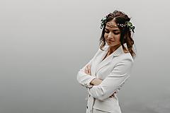 Kabáty - Dámske sako Sybil Leek - 12590867_