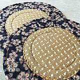 Úžitkový textil - prestierania - 12590879_