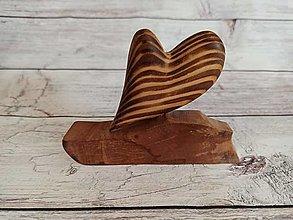 Dekorácie - Srdce - 12599401_