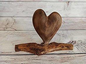 Dekorácie - Srdce - 12599413_