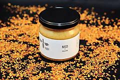 Potraviny - Med s peľom - 12595646_