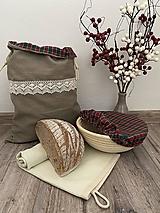 Úžitkový textil - Darčekový set produktov- vianočná edícia - 12596065_