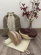 Úžitkový textil - Darčekový set produktov- vianočná edícia - 12596111_