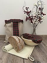 Úžitkový textil - Darčekový set produktov- vianočná edícia - 12596148_