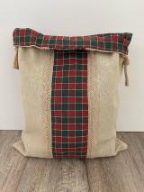 Úžitkový textil - Darčekový set produktov- vianočná edícia - 12596151_