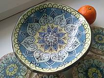 Nádoby - keramika misa mandala... - 12597226_