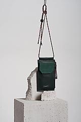 Na mobil - Phone purse GreenSmaragd - 12601019_