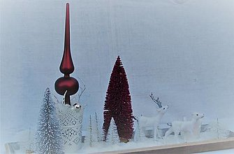 Dekorácie - Dekorácia 51 - Vianoce - 12603896_