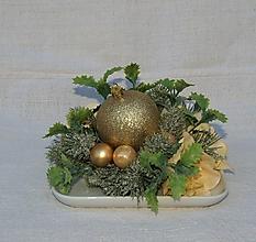 Dekorácie - Dekorácia 53 - Vianoce - 12604232_