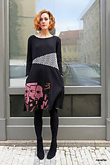 Šaty - CUBA LIBRE- sešívané šaty - 12602187_