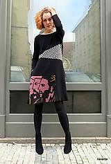 Šaty - CUBA LIBRE- sešívané šaty - 12602189_