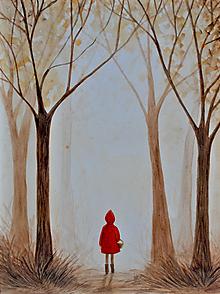 Obrazy - Dary lesa - 12601496_