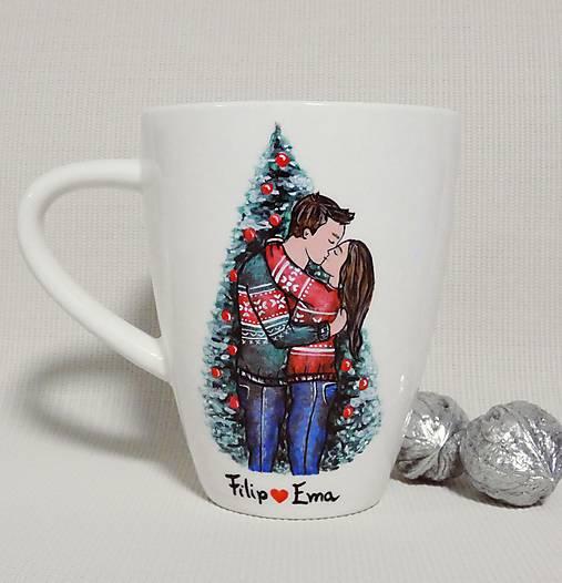 Vianočný hrnček ❤️