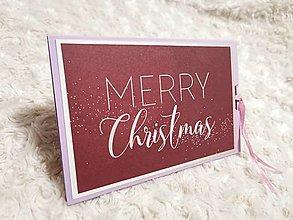 Papiernictvo - Vianočná pohľadnica - 12606385_