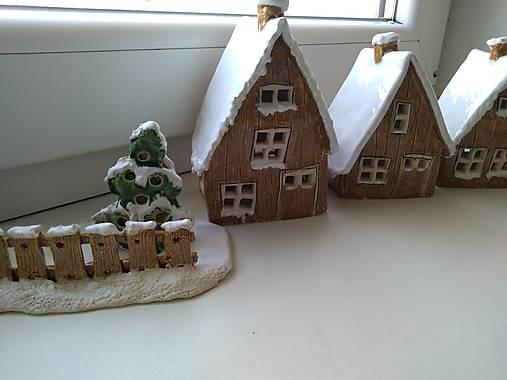 keramika domčeky... (Domček velky)