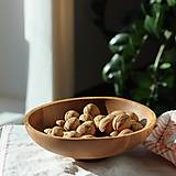 Nádoby - miska z dubového dreva - 12605326_